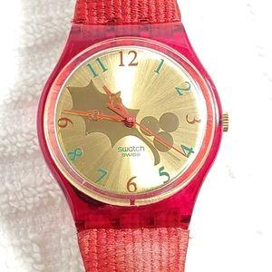 Swatch 2004 Swiss Made Watch Unisex Multicolor